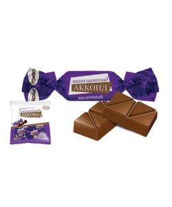 """""""Акконд"""" шоколад мини молочный"""